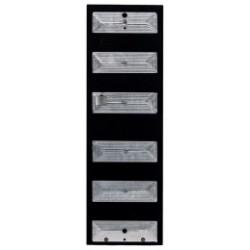 ATEUS-9155063 2N IP Verso, montážní deska pro 1(š)x3(v) moduly