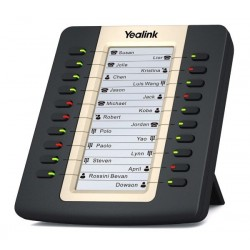 EXP20 Yealink - rozšiřující modul s LCD, 20 tlačítek, k telefonům T27 / T29