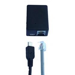 015 Alphatech - USB programovací nástroj pro BG Brave