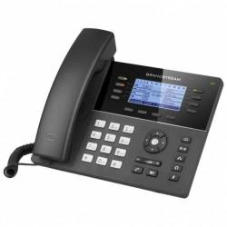 GXP-1780 Grandstream - IP telefon, LCD, 4x SIP účty, 8x linek, 2x RJ45 Mb, POE, 4x prog. tl., 32x dBLF