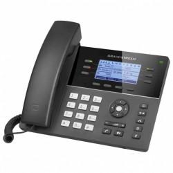 GXP-1760 Grandstream - IP telefon, LCD, 3x SIP účty, 6x linek, 2x RJ45 Mb, POE, 4x prog. tl., 24x dBLF