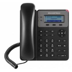 GXP-1615 Grandstream - IP telefon, LCD, 1x SIP účet, 2 linky, 2x RJ45 Mb, POE