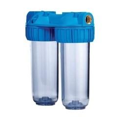 FF40 HONEYWELL - filtr na dešťovou vodu duplex