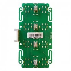 ATEUS-VIHT4 2N Force, náhradní elektronika tlačítek, 4 tlačítka, bez plastových sloupků (Analog/IP)