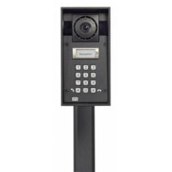 ATEUS-9151005 2N Force/Safety, vjezdový sloupek pro instalaci interkomu, výška 120 cm (Analog/IP)