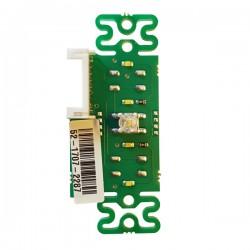ATEUS-VIHT1 2N Force, náhradní elektronika tlačítek, 1 tlačítko, bez plastových sloupků (Analog/IP)