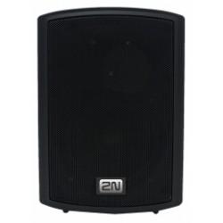 ATEUS-914421B 2N SIP Speaker, aktivní IP reproduktor, podpora SIP, instalace na zeď, černý