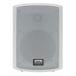ATEUS-914421W 2N SIP Speaker, aktivní IP reproduktor, podpora SIP, instalace na zeď, bílý
