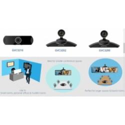 GVC3210 Grandstream - IP video konferenční zařízení, SIP, Android, 2x HDMI, 4K rozlišení, WIFI