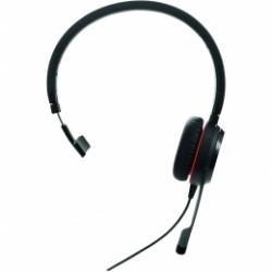 EVOLVE-30-II-MONO-MS Jabra - náhlavní souprava pro PC a mobil, USB+3,5 mm jack, spona přes hlavu, na jedno ucho
