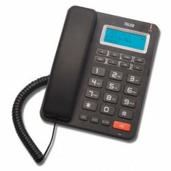 PH-895IDN Telco - standardní analogový telefon s podsvíceným LCD/ CLIP