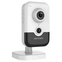 DS-2CD2455FWD-I/28 Hikvision - 5MPix IP kamera cube; ICR+EXIR+PIR; obj. 2,8mm + WDR + POE