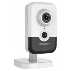 DS-2CD2463G0-I/28 Hikvision - 6MPix IP kamera cube; ICR+IR+PIR; obj. 2,8mm + WDR + POE