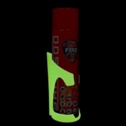 SAFE50F STOPFIRE - držák pro hasící sprej 500ml