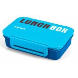TM-98blue ELDOM Promis - LUNCHBOX jednokomorový s přepážkou pro přenášení i servírování potravin, modrá