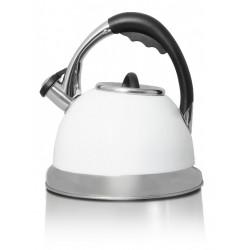 TMC-07 ELDOM Promis - nerezová konvice pro ohřev vody s objemem 3 litry, bílá