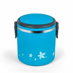 TM-180blue ELDOM Promis - LUNCHBOX thermo box s objemem 1,8 litrů, se sklopným držadlem pro přenášení, modrá