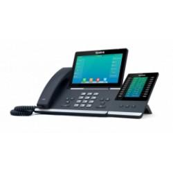 """SIP-T57W Yealink - IP telefon, 16x SIP účtů, LCD 7"""", 29x prog. tlačítek, POE, 1Gb/s, USB, WIFI, Bluetooth"""