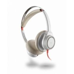 BLACKWIRE-7225-A-WH Plantronics - náhlavní souprava pro PC na obě uši, spona přes hlavu,, tl. přijmu, USB-A