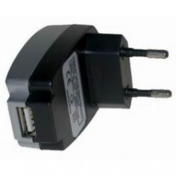 Síťový adaptér 240V pro napájení přístrojů přes USB (5V/500mA)