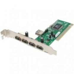 USB PCI Chronos (4+1x USB 2.0), VIA