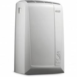 PAC-N82-ECO-BILA DeLonghi - mobilní klimatizace, max. 80 m3, příkon 900 W, výkon chlaz. 9400 BTU/h., bílá