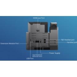 "GXV-3350 Grandstream - IP video telefon, Android,  5"" LCD, 16x SIP účtů, 2x RJ45, USB, WIFI, Bluetooth, PoE"