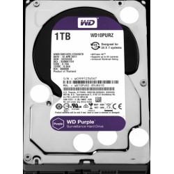 WD10PURZ WD - harddisk PURPLE WD10PURZ 1TB SATA/600 64MB cache, Low Noise