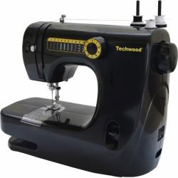 TMAC-1096 Techwood - šicí stroj, černá barva